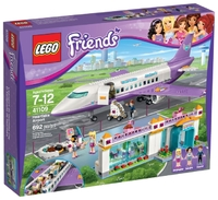 Lego Friends Аэропорт Хартлейк Сити Лего Френдс 41109