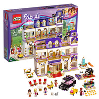 Гранд Отель в Хартлейк Сити Lego Friends 41101