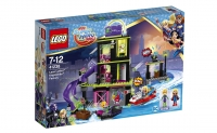 Lego 41238 Фабрика Криптомитов Ланы Лютор Super Hero Girls