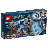 Лего Гарри Поттер Экспекто Патронум Lego Harry Potter 75945