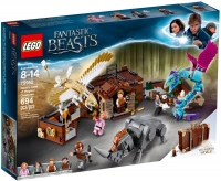 Lego 75952 Чемодан Ньюта Саламандера Harry Potter